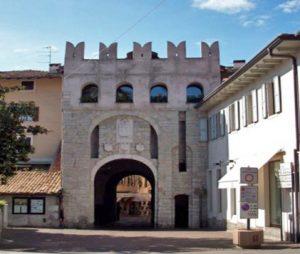 San Marco Gateway Riva del Garda Lake Garda Italy