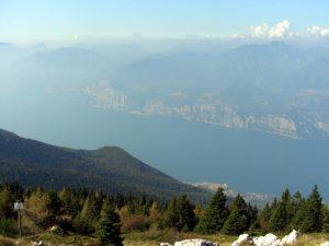 Natural Reserve Lastoni Selva Pezzi Malcesine Mount Baldo Lake Garda