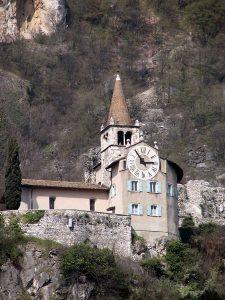 Santuario Montalbano Mori Trento