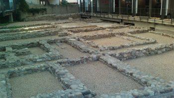 Roman excavations of Peschiera