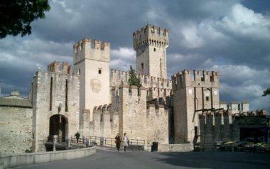 Castello di Sirmione lago di Garda