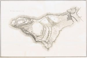 Sirmione fortifications - Sirmione Tardoromana fino IV-V sec.