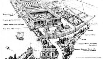 Roman Villa Toscolano