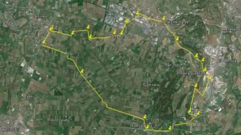Tour Calcinato-Esenta-Lonato-Campagna-Calcinato