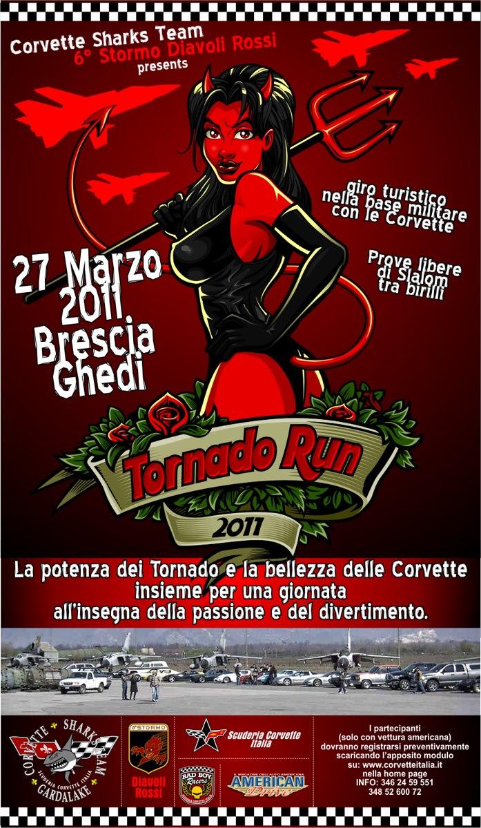 Tornado Run Lago di Garda