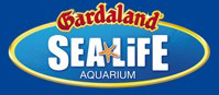 Gardaland SEALIFE  Aquarium Lake Garda Italy