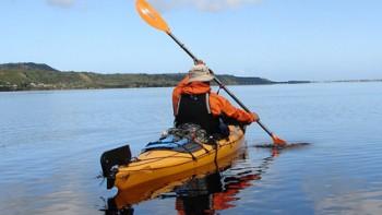 Circuito del Garda in Kayak