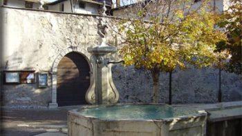 Fontane di Villa Lagarina