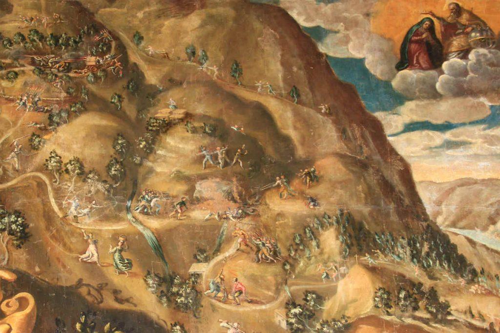 Zanzanu dipinto ex-voto